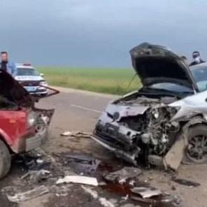 Женщина погибла и еще шесть человек пострадали в ДТП в Черемховском районе