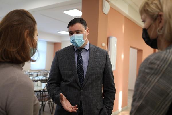 Евгений Иванушкин: Задачи «Динамо» всегда максимальные