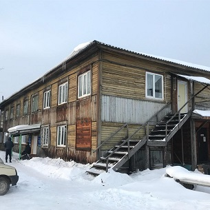 Новые корпуса больницы взамен бараков построят в Алзамае