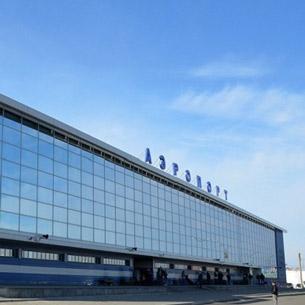 Пассажиропоток в аэропорту Иркутска за год вырос на 11,3 %