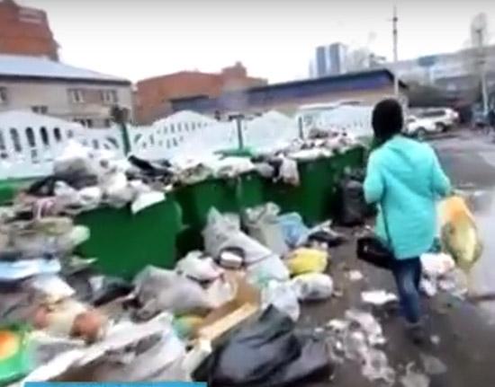 Закрытый полигон отходов вНижнеудинске стал предпосылкой введенияЧС