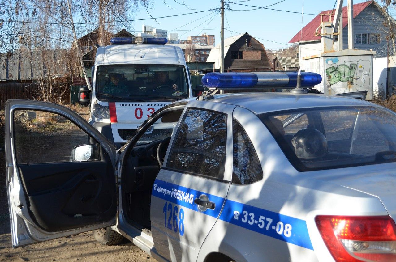 Пьяные ангарчане разбили автомобиль скорой помощи