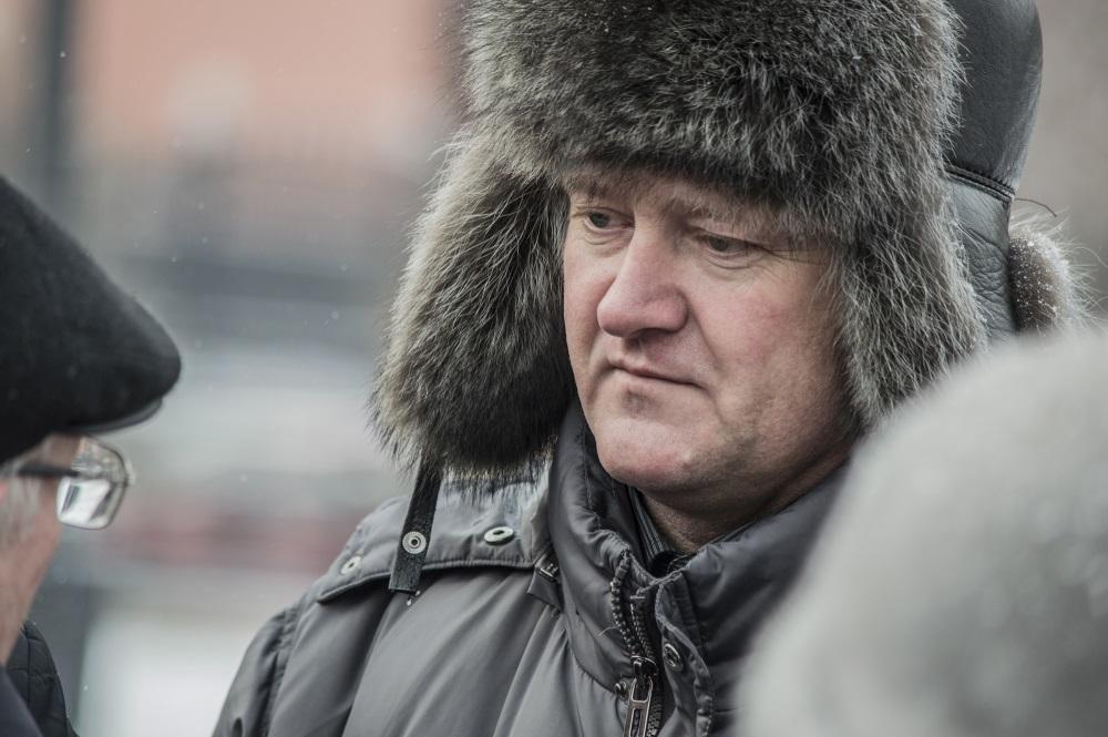 Анатолий Фомин пойдет от«Гражданской платформы» надовыборы вЗаксобрание Прибайкалья