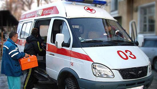 Городской  автобус сбил пожилую женщину вИркутске