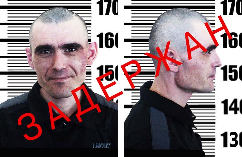 Осуждённый заграбёж рецидивист убежал  изколонии-поселения вАнгарске