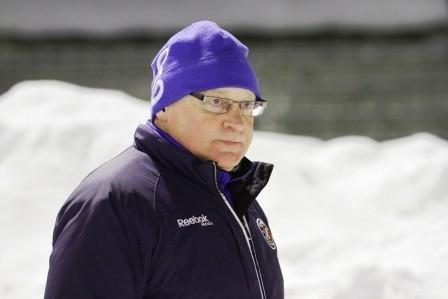 Пашкин назначен основным тренером клуба похоккею смячом «Байкал-Энергия»