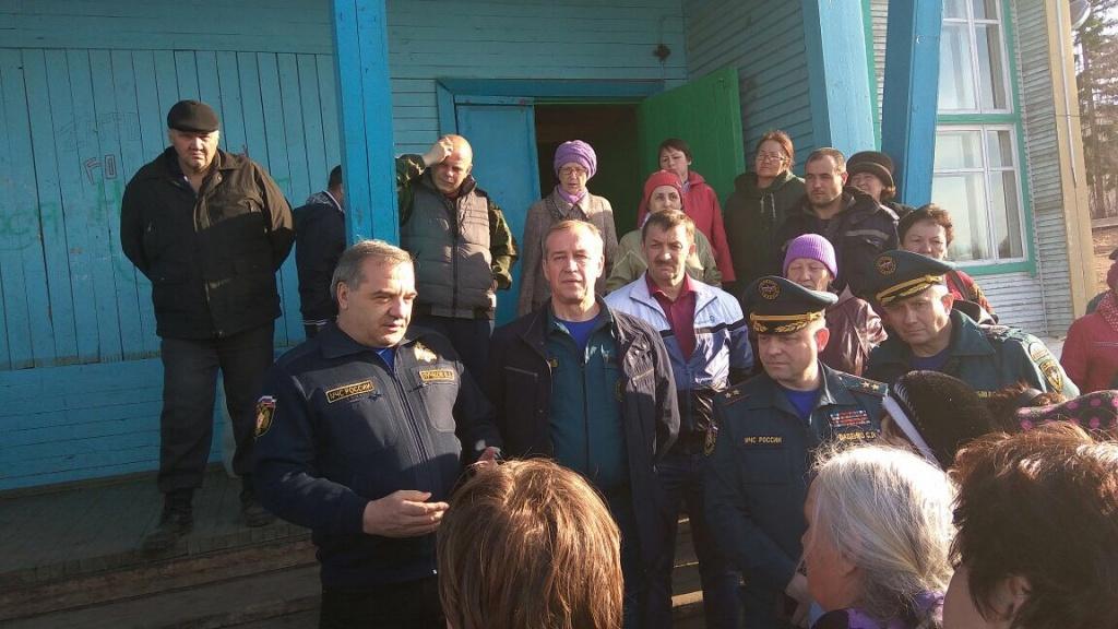 Жилье для граждан Бубновки, где сгорели дома, подготовят до30сентября
