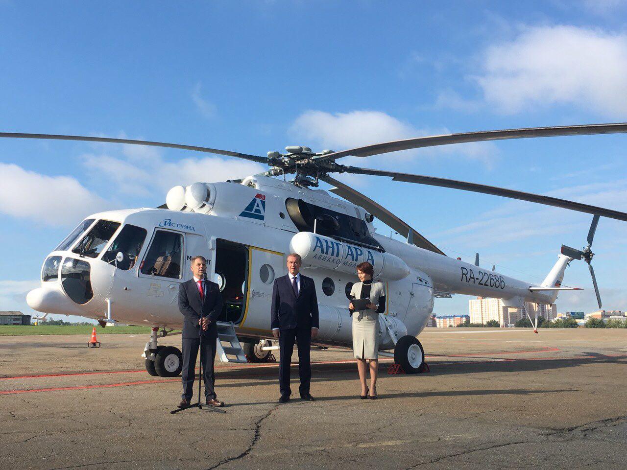 ВИркутской области совершил жесткую посадку вертолет, есть пострадавшие