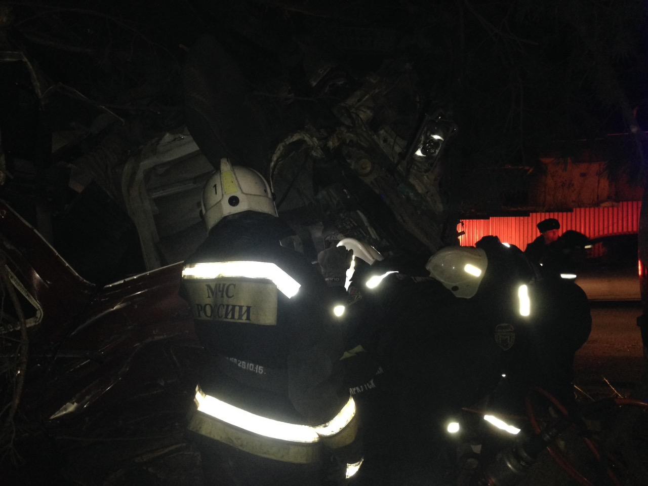 ВИркутске умер 23-летний шофёр перевернувшегося бетоновоза