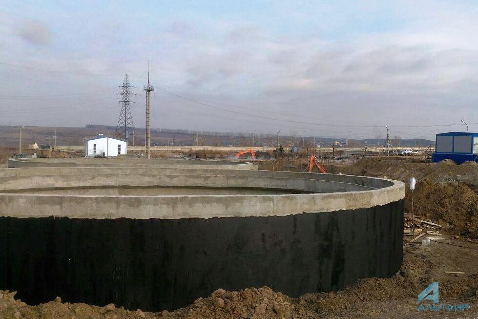 2-ой этап возведения очистных сооружений правого берега Иркутска завершат кновому году