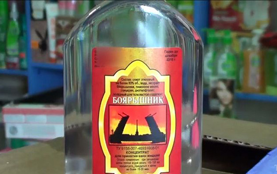 В РФ  истёк мораторий на реализацию  настойки «Боярышника»