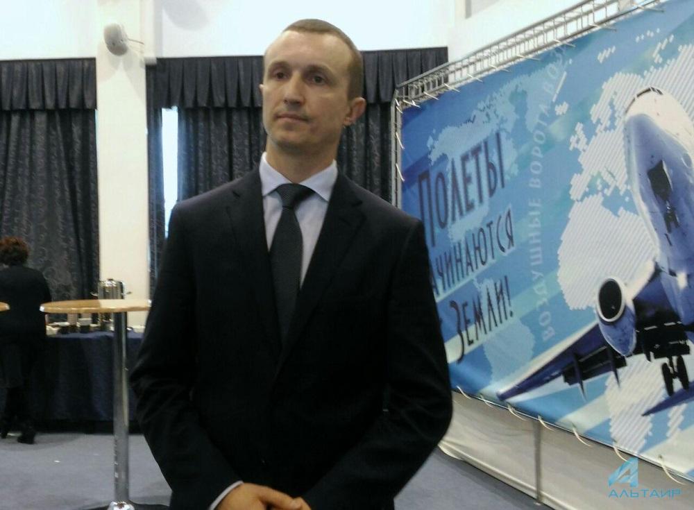 И.о. гендиректора иркутского аэропорта Рендоревский утвержден вдолжности