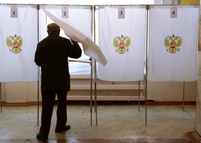 146 избирательных участков работают для голосования надовыборах взаксобрание Приангарья