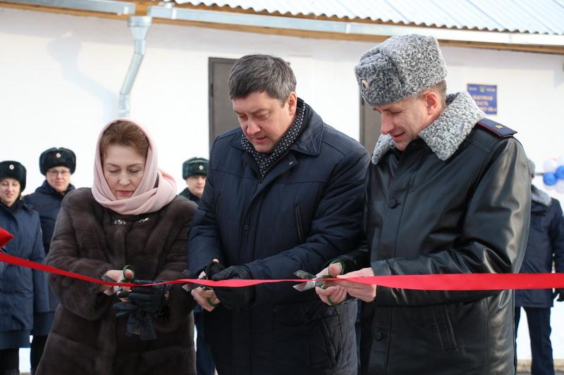 1-ый центр для принудительных работ открылся вПриангарье