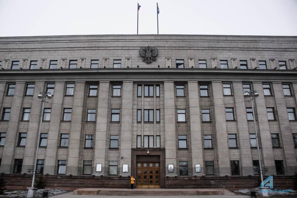 Доходную часть бюджета Иркутской области предложено увеличить на18,4 млрд. руб.