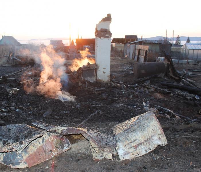 Два нетрезвых братчанина подожгли дачные дома пожилых людей