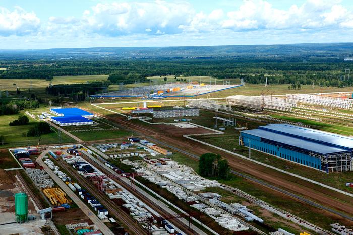 ВЭБ выделит 7,7млрдруб. надостройку прокатного комплекса Красноярского метзавода