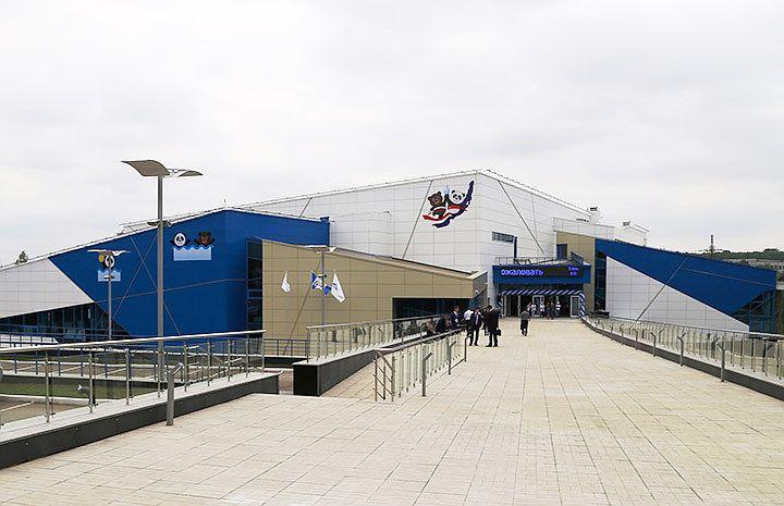 Крупный водно-спортивный комплекс вИркутске после 2 лет неопределенности передан региону