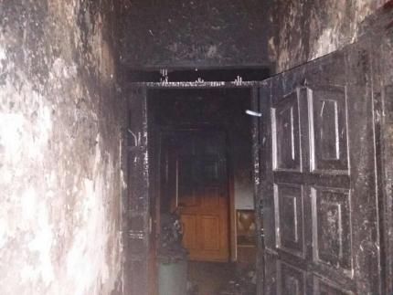 Семья изчетырех человек едва непогибла напожаре вИркутске