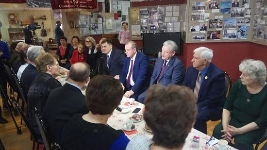 Состоялось открытие Братского отдела областного диагностического центра