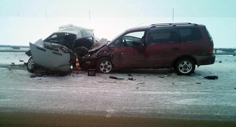 Два человека погибли в ужасной трагедии нафедеральной автотрассе «Сибирь»