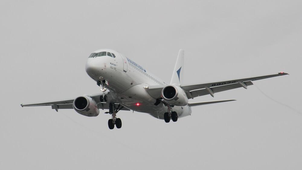 ИрАэро освятит свои SSJ-100 иприсвоит имимена святых