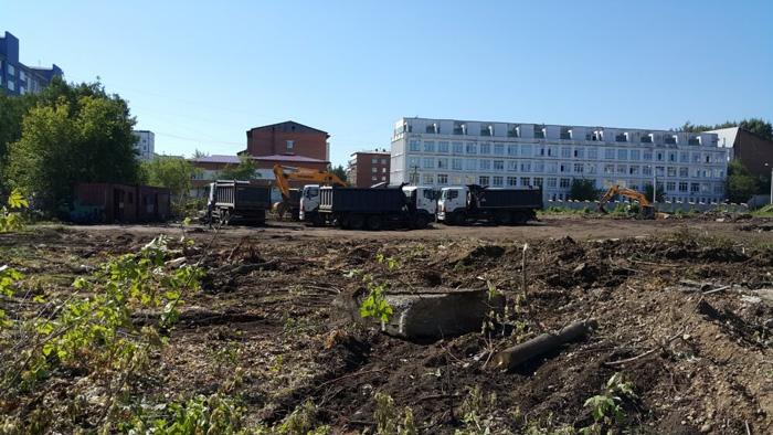 Иркутск получит средства настроительство школы №19