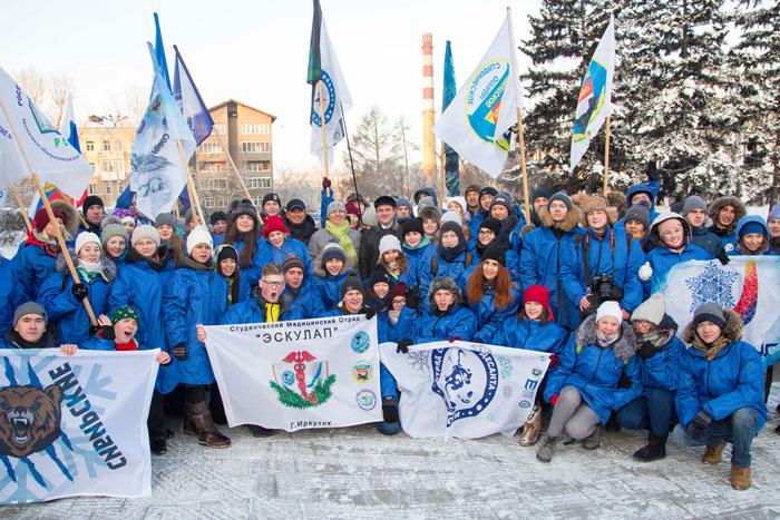 30января вИркутской области стартует акция «Снежный десант»