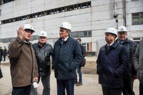 Саянскхимпласт подстрахуют газопроводом с Ковыкты