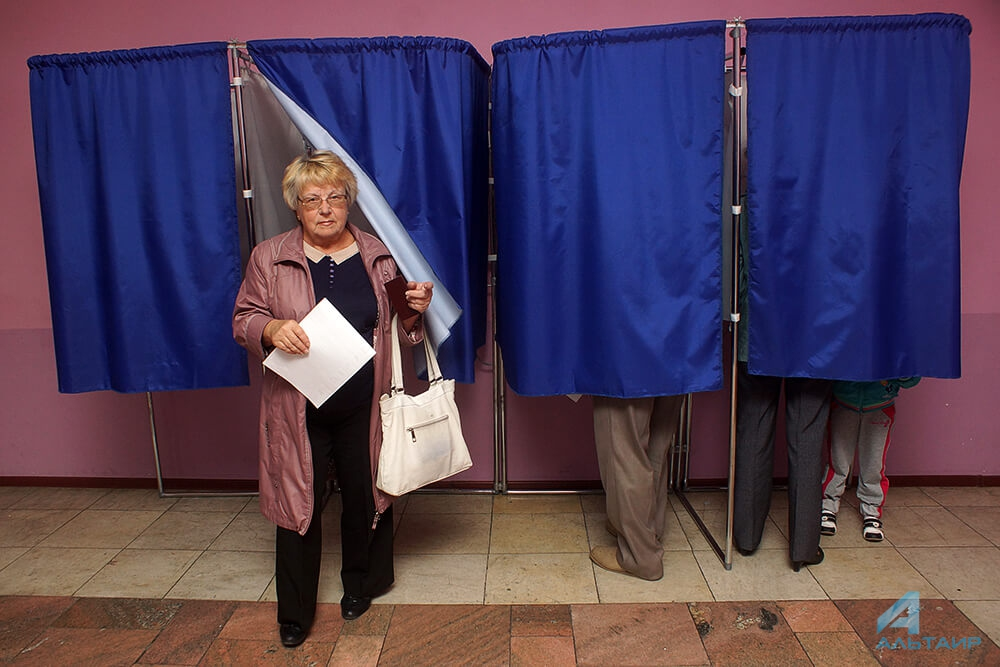 ВИркутской области проголосовали неменее 407 тыс. избирателей