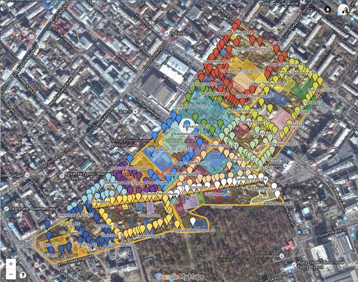 Мэрия попробует привлечь федеральные деньги для реализации «Иркутских кварталов»