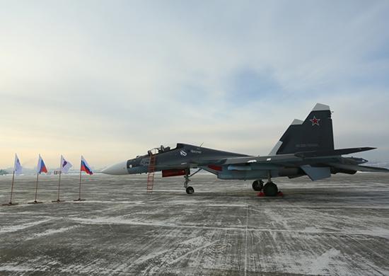 Новые истребители Су-30СМ отправили изИркутска наЗапад
