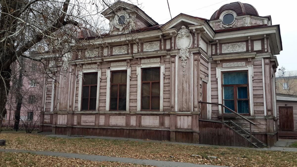 Дом артиста вИркутске будет отреставрирован за5 млн руб.