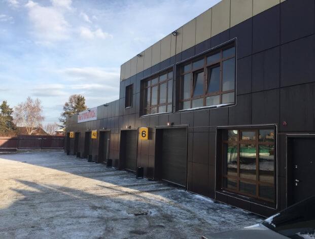 Суд обязал снести нелегально построенную автомойку «LUX» вИркутске
