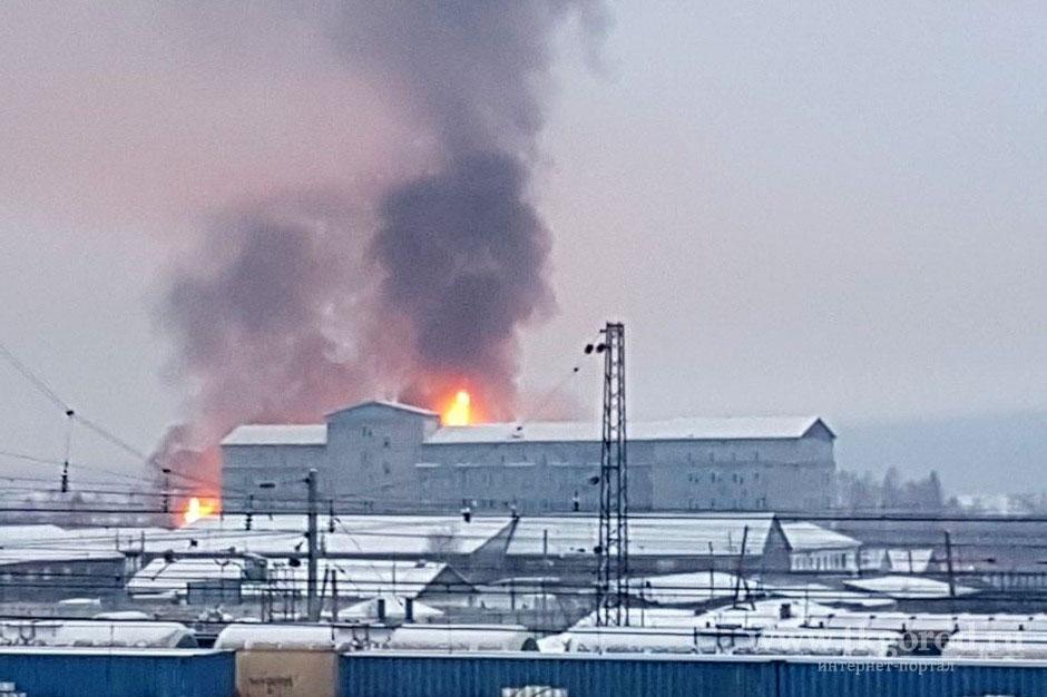 Генпрокуратура: предпосылкой пожара вколонии вВихоревке стала ветхая электропроводка