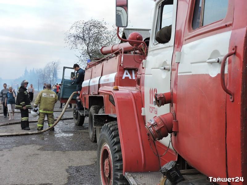 Власти создали оперативный штаб для помощи погорельцам— Пожары вПриангарье