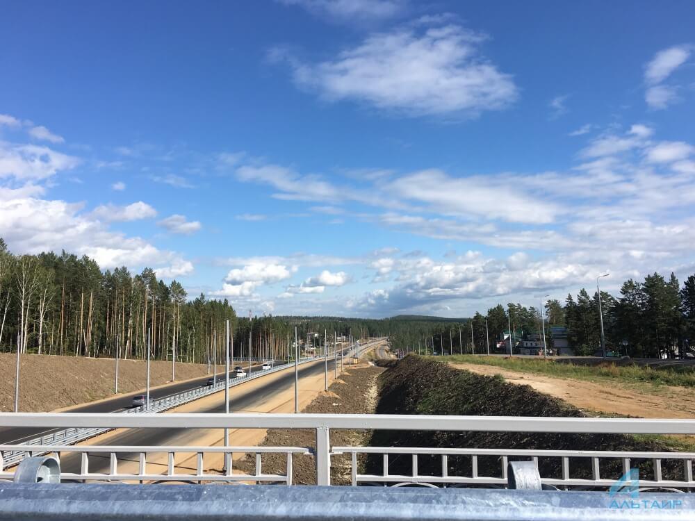 Строительство Байкальского тракта будет продолжено— Сергей Левченко