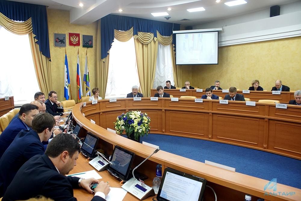 Бюджет Иркутска поправился на6 млрд руб.