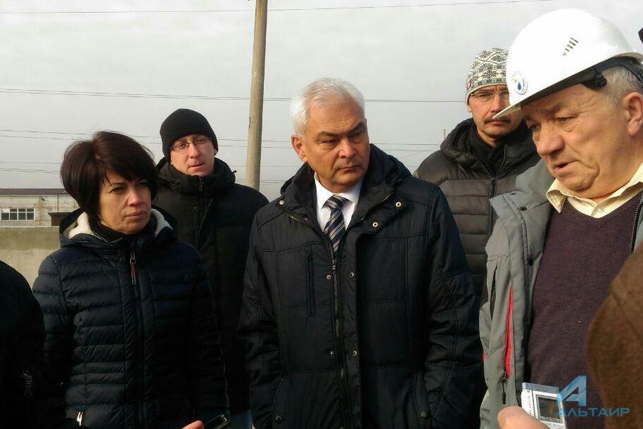 Реконструкция очистных сооружений вИркутске идет пографику