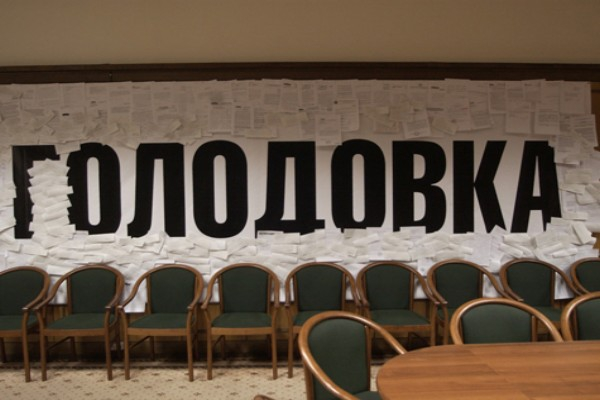 56 работников муниципальных автобусов Братска вновь грозят объявить голодовку