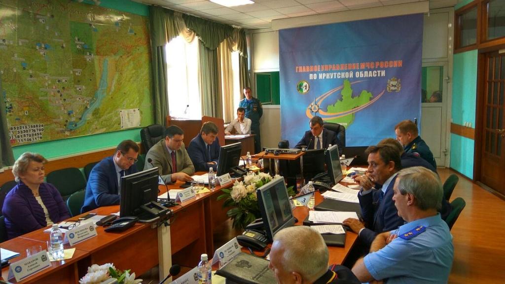Министерство лесного комплекса Иркутской области «упустило» осенние лесные пожары