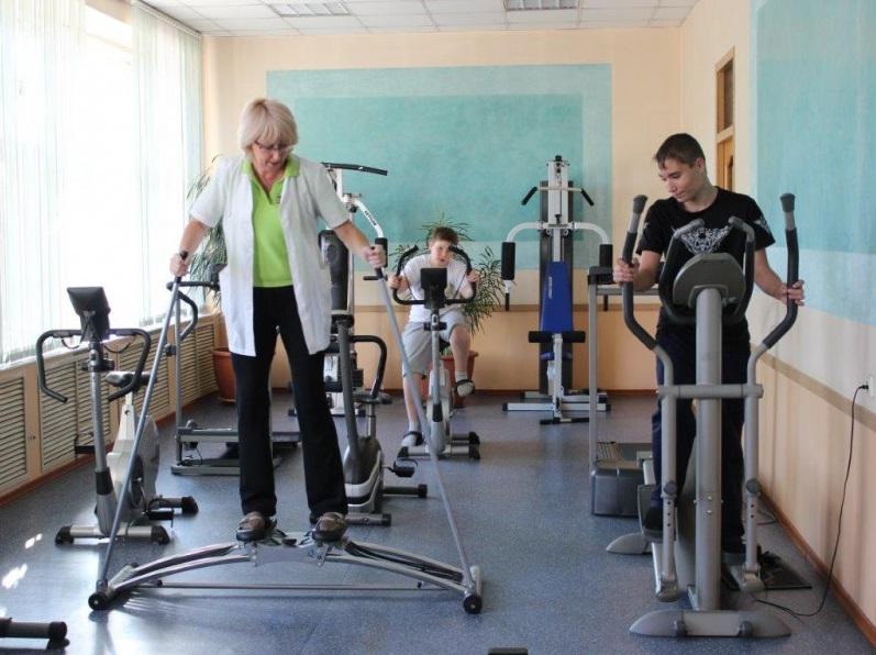 Реабилитационный центр ангарск